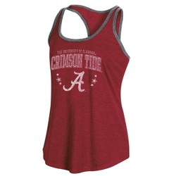 NCAA Alabama Crimson Tide Women's Racerback Tank Top