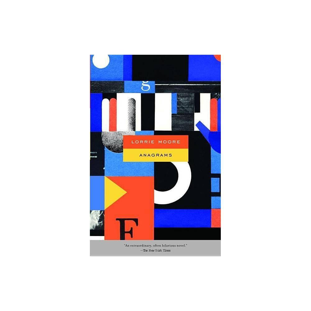 Anagrams Vintage Contemporaries By Lorrie Moore Paperback