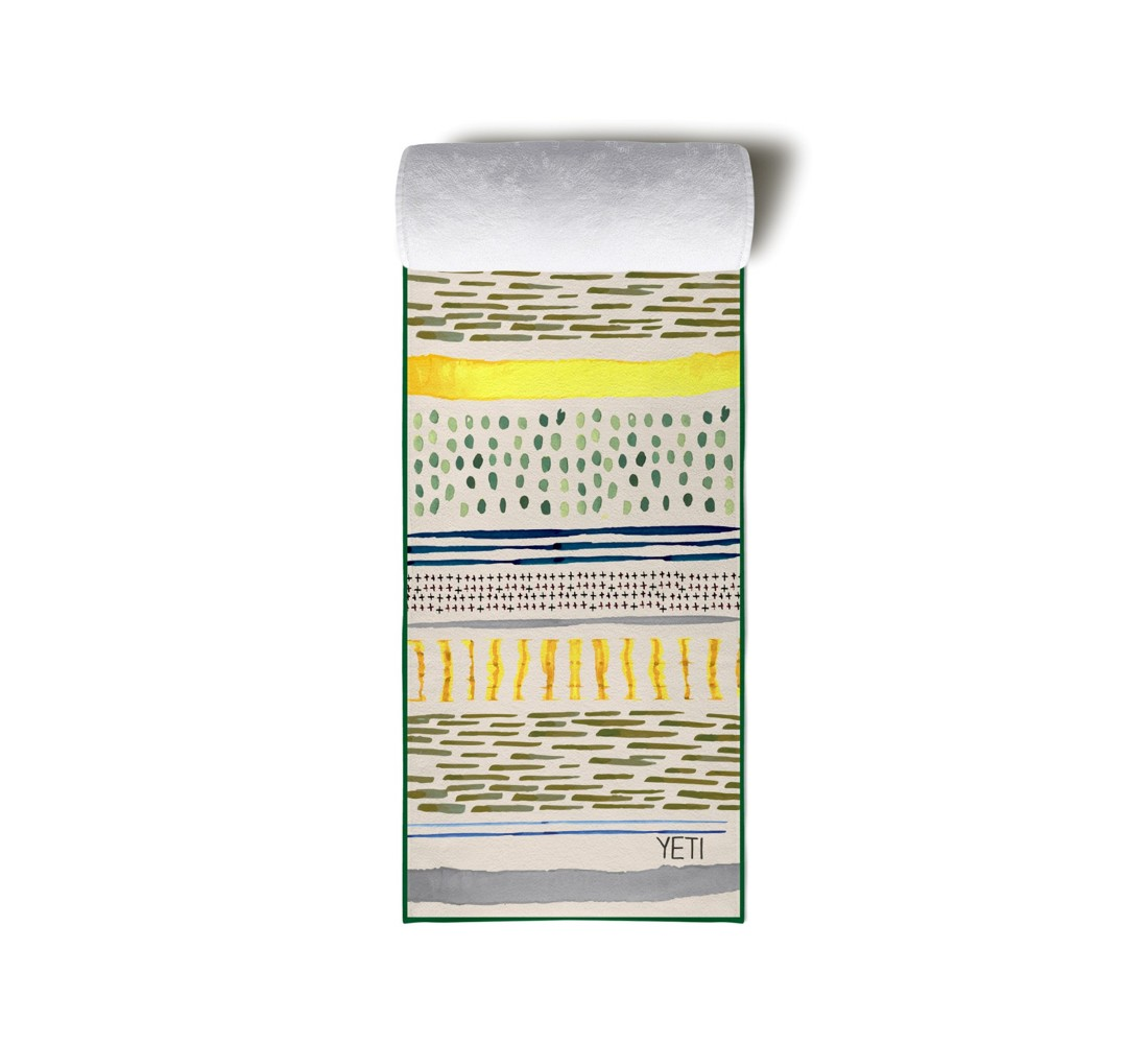 Yeti Yoga Towel - The Reed