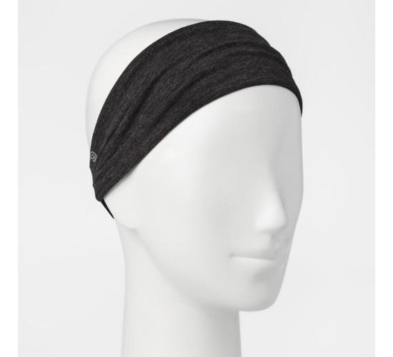 Women's Headband - C9 Champion® -  Dark Heather Gray One Size