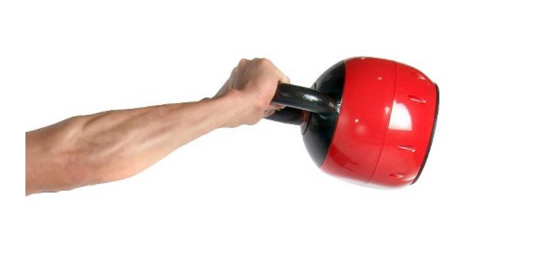 Stamina® 36 lb. Adjustable Kettle Versa-Bell®