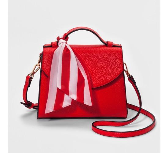 Top Handle Mini Crossbody Bag - A New Day™