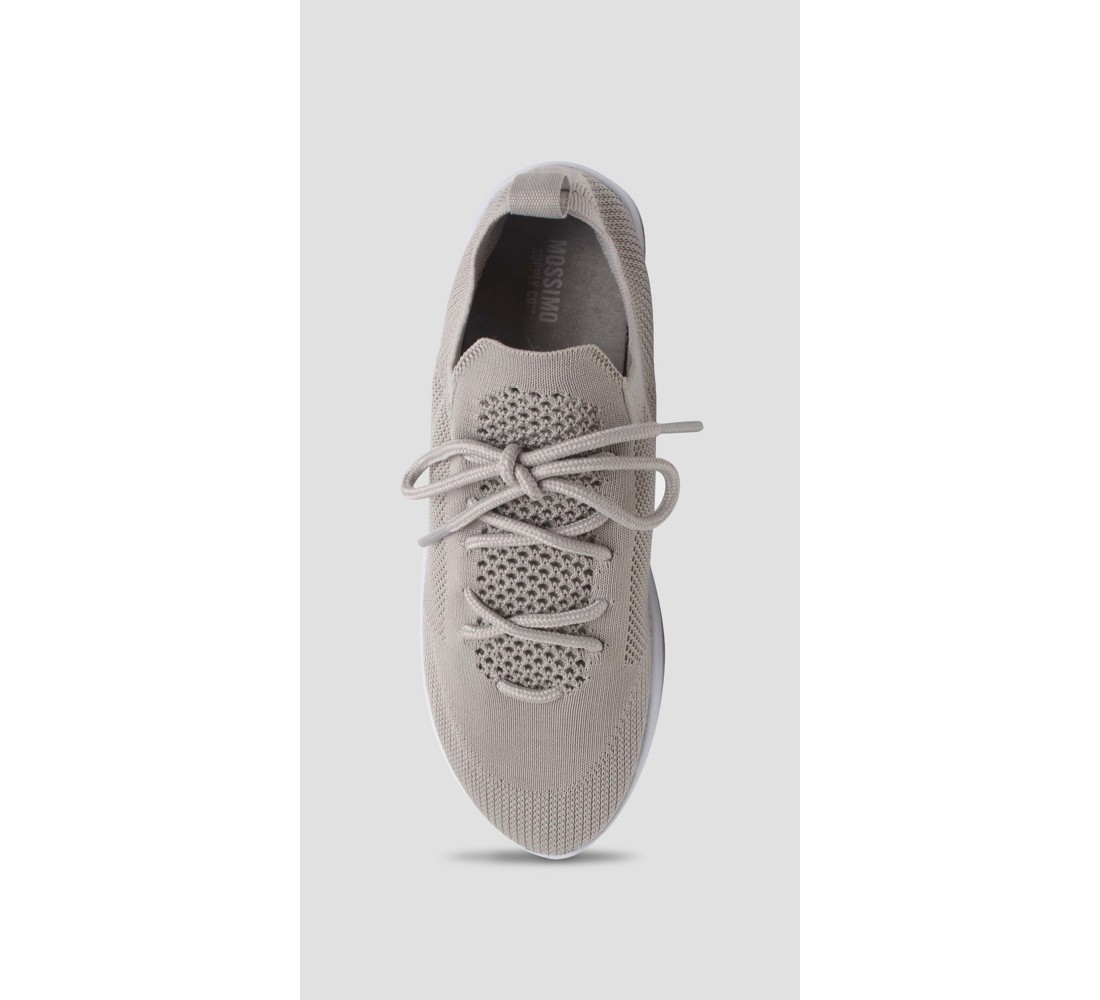 Women's Fleur Knit Lace up Sneakers - Mossimo Supply Co.™