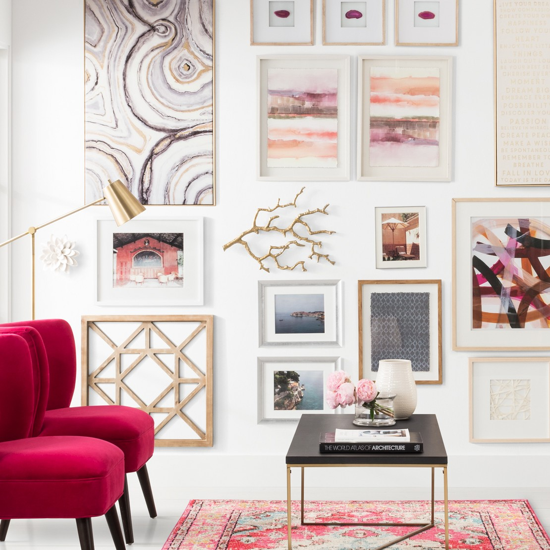 Gallery Walls gallery wall ideas : target
