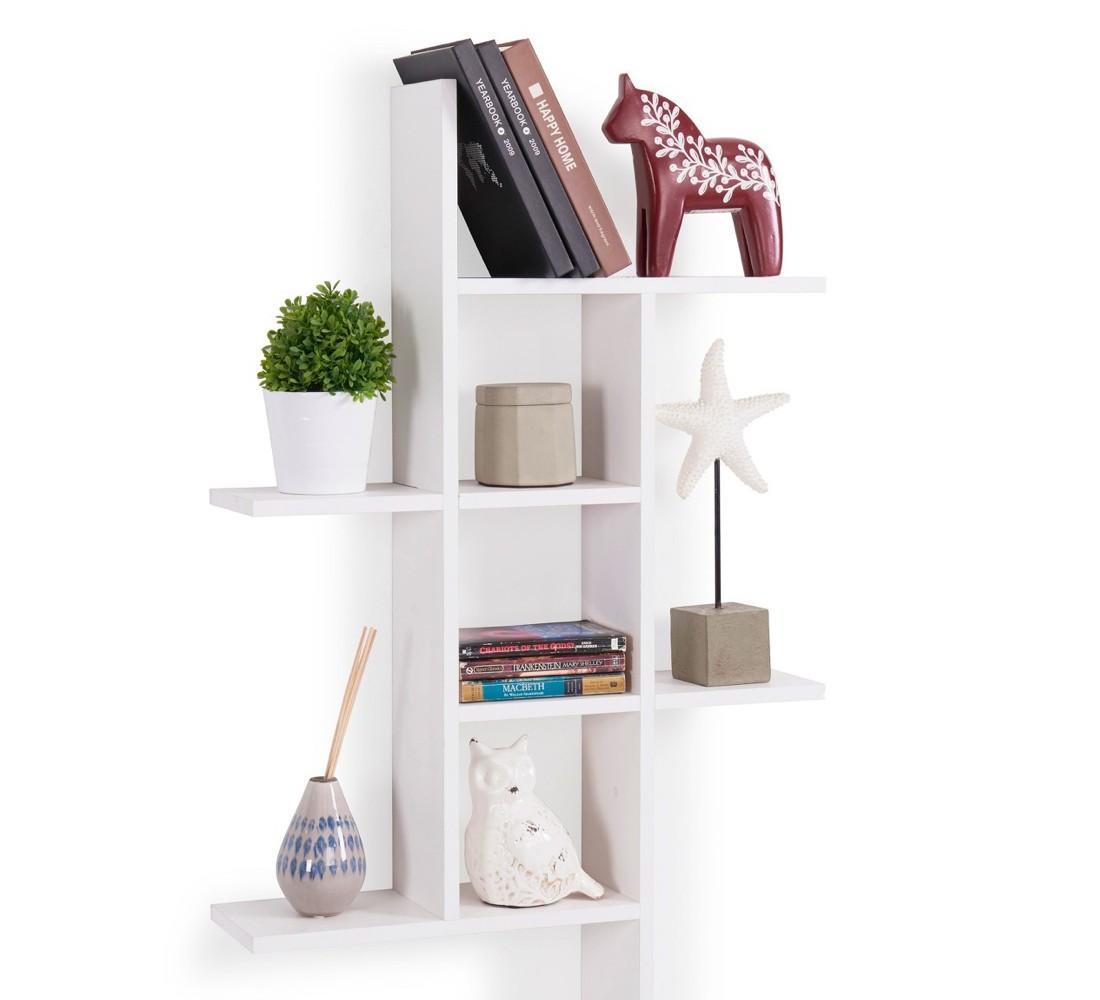 Cantilever Wall Shelf - White - Danya B.