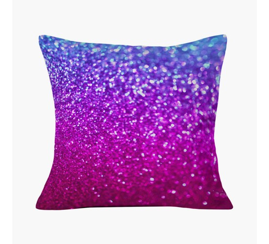 Purple Lisa Argyropoulos New Galaxy Throw Pillow (20