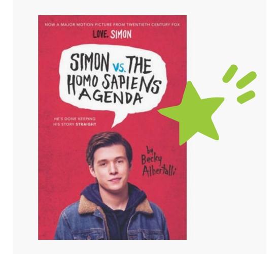 Simon vs. Homo Sapiens Agenda MTI (Paperback) (Becky Albertelli)