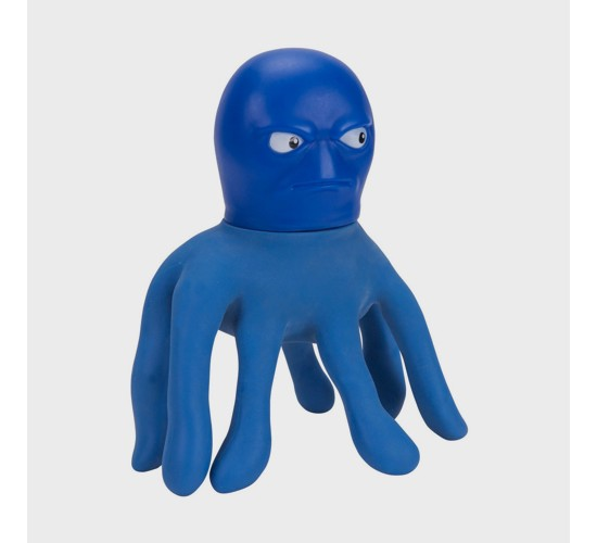 Stretch Armstrong - Mini Octopus - Blue