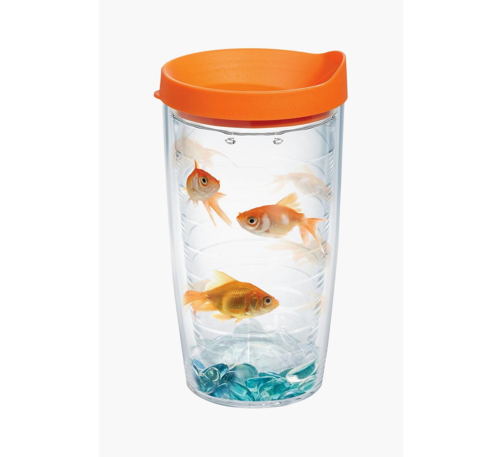 Tervis 16oz Tumbler - Goldfish