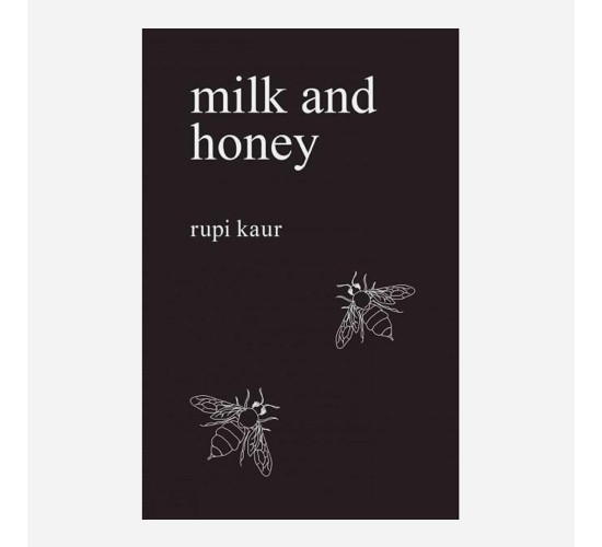 Milk and Honey by Rupi Kaur (Paperback)