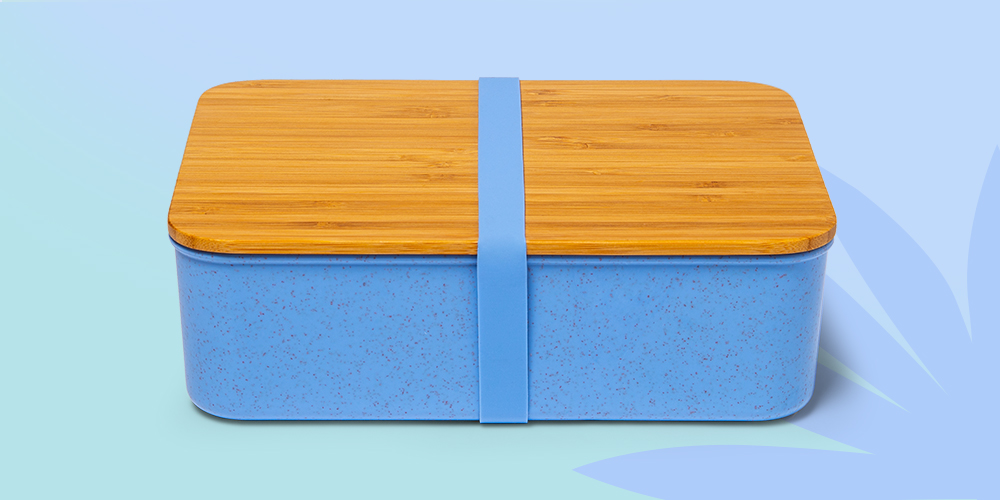 Bento Box with 2 Sections Midday Blue - Opalhouse™