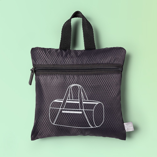Packable Duffel Bag Gray - Made By Design™