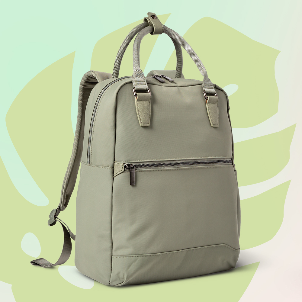 Commuter Backpack Olive - Open Story™