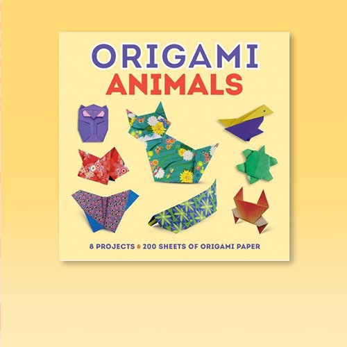 Origami Animals - by  Mila Bertinetti Montevecchi & Rita Foelker & Nick Robinson & Marc Kirschenbaum (Paperback)
