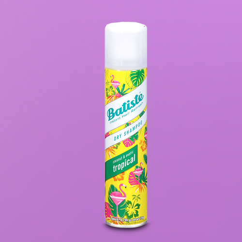 Batiste Dry Shampoo - Tropical Fragrance - 6.73 fl oz