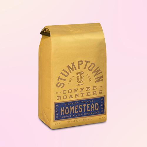 Stumptown Homestead Light Roast Whole Bean Coffee - 12oz