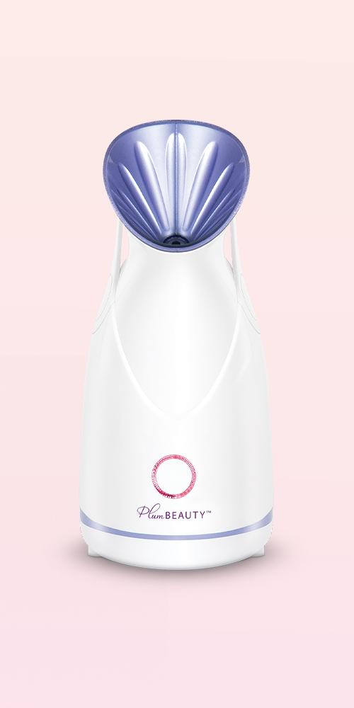 Plum Beauty Spa Facial Steamer - 1ct