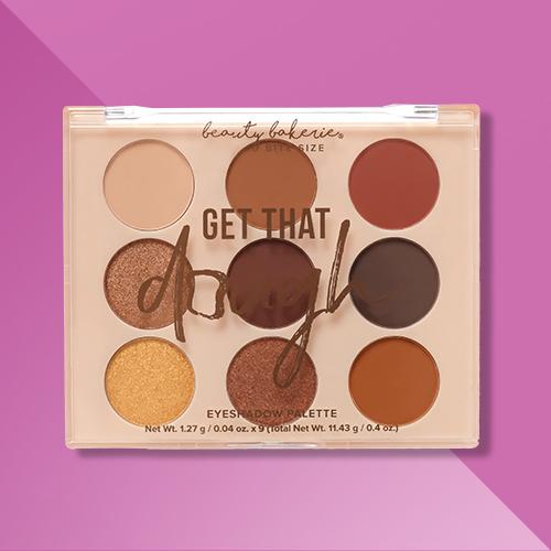 Beauty Bakerie Bite Size Eyeshadow Palette - Get That Dough - 3.6oz