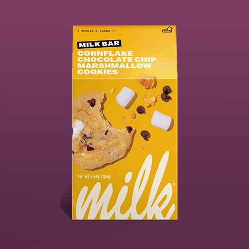 Milk Bar Cornflake Chocolate Chip Marshmallow Cookie - 6.5oz