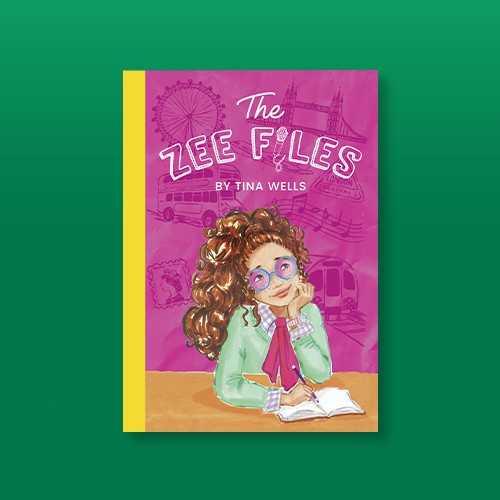 The Zee Files - Target Exclusive Edition by Tina Wells (Hardcover)