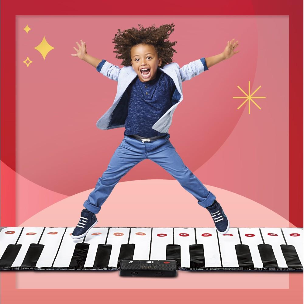 """FAO Schwarz Giant 69"""" Dance-On Piano Mat"""