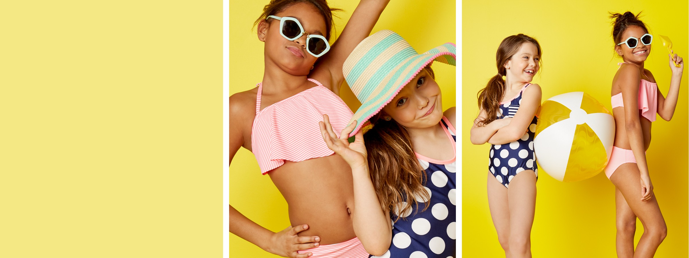 Girls' Swimsuits : Target