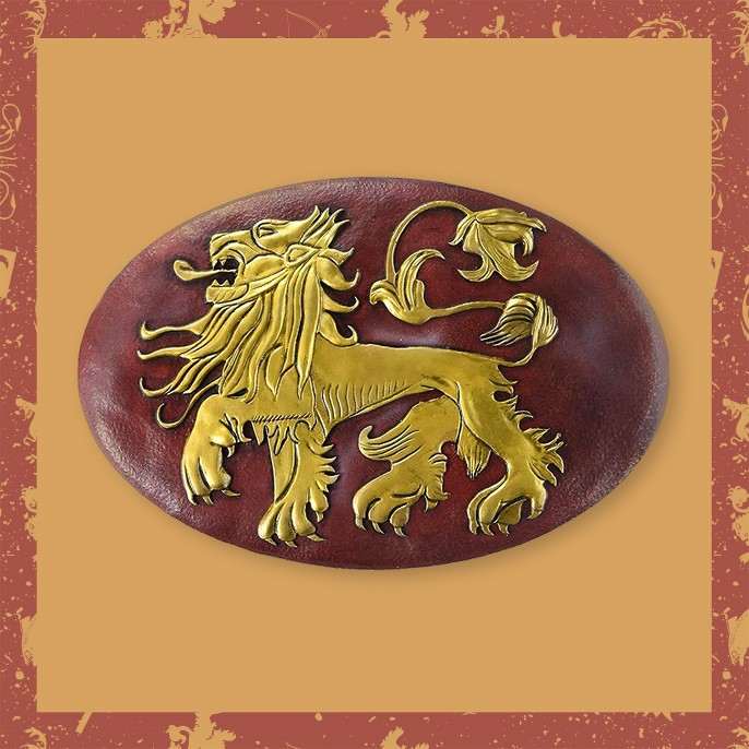 Game of Thrones: Lannister Shield 8