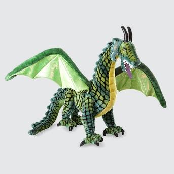 Melissa & Doug Winged Dragon Plush Toy