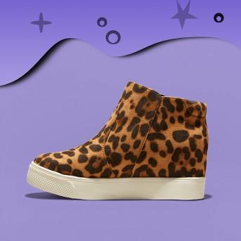 Women's Cindy Wedge Sneakers - Universal Thread™