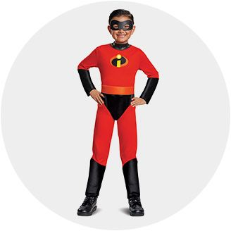 the incredibles costumes