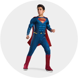 Justice League Costumes  sc 1 st  Target & Boysu0027 Halloween Costumes : Target