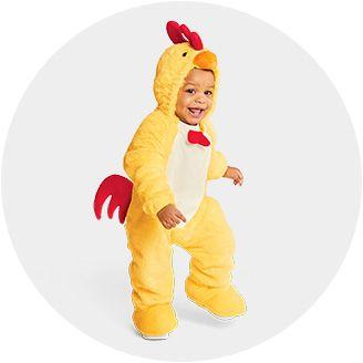 plush baby costumes