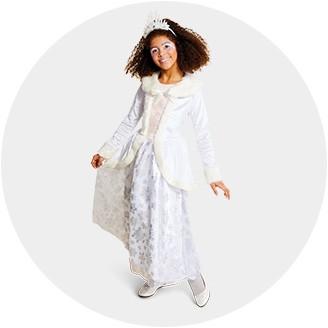 Princess Fairytale u0026 Storybook Costumes  sc 1 st  Target & Girlsu0027 Halloween Costumes : Target