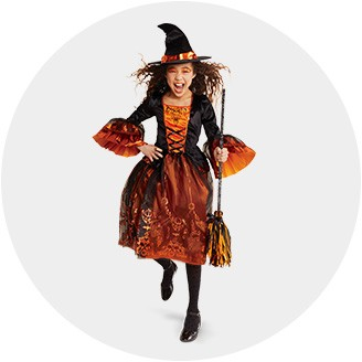 Witch Costumes  sc 1 st  Target & Alice In Wonderland : Girlsu0027 Halloween Costumes : Target