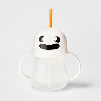 Halloween Ghost Sippy Cup White - Hyde and Eek! Boutique™