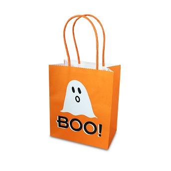 Halloween Treat Sacks Ghost Favor Bag - Spritz™
