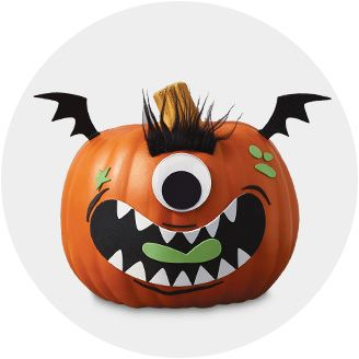 halloween party supplies pumpkin decorating - Halloween Decorations Pumpkin