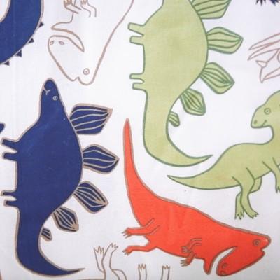 Dinosaurs Cotton Sheet Set - Pillowfort