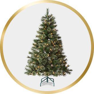 christmas trees target
