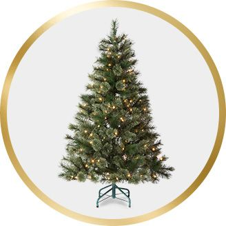 christmas trees outdoor decor - Indoor Decorative Christmas Trees