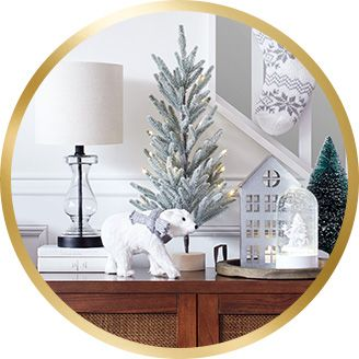 decor collections - Labrador Outdoor Christmas Decoration