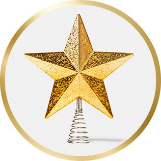 tree toppers - Target Christmas Decorations Sale