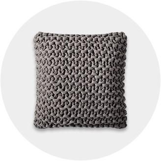 Throw Pillows · Wall Decor