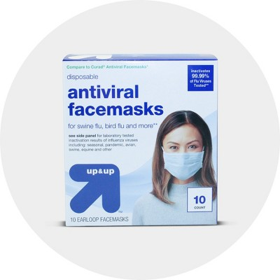 antiviral surgical masks