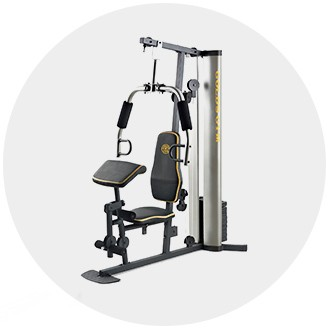 Beautiful Bollinger Home Gym