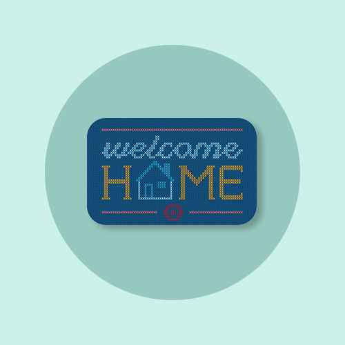 Welcome Home GiftCard