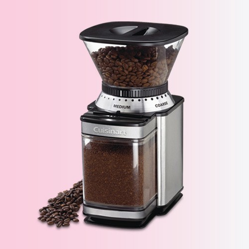 Cuisinart Automatic Burr Mill - Stainless Steel - DBM-8TG