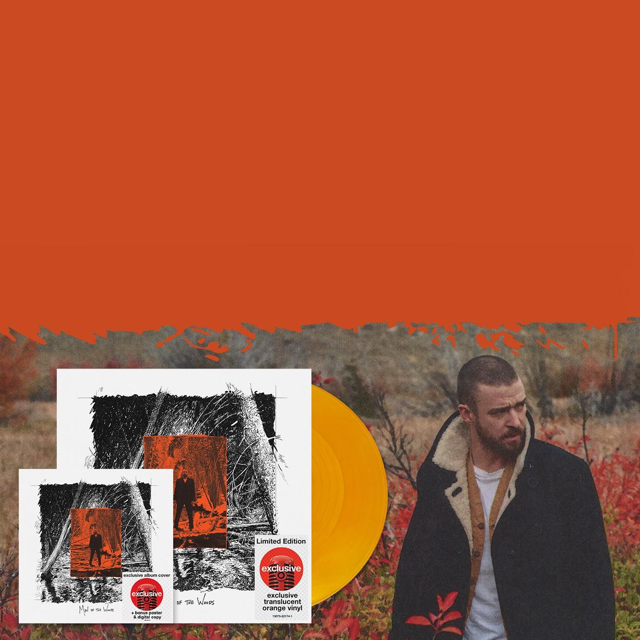 Justin Timberlake Target