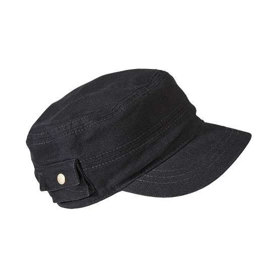 Women's Conductor Hat with Pocket - Black - Mossimo Supply Co.™