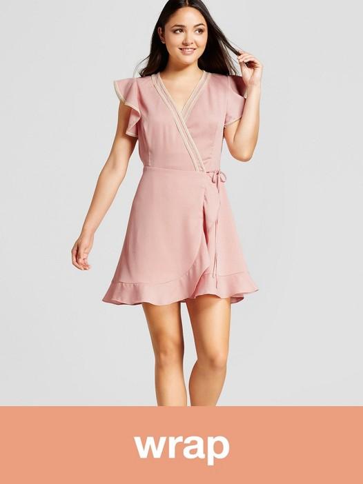 Brown : Dresses : Target